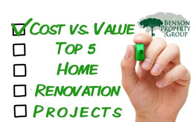 Top 5 Arlington Texas Home Renovation Projects