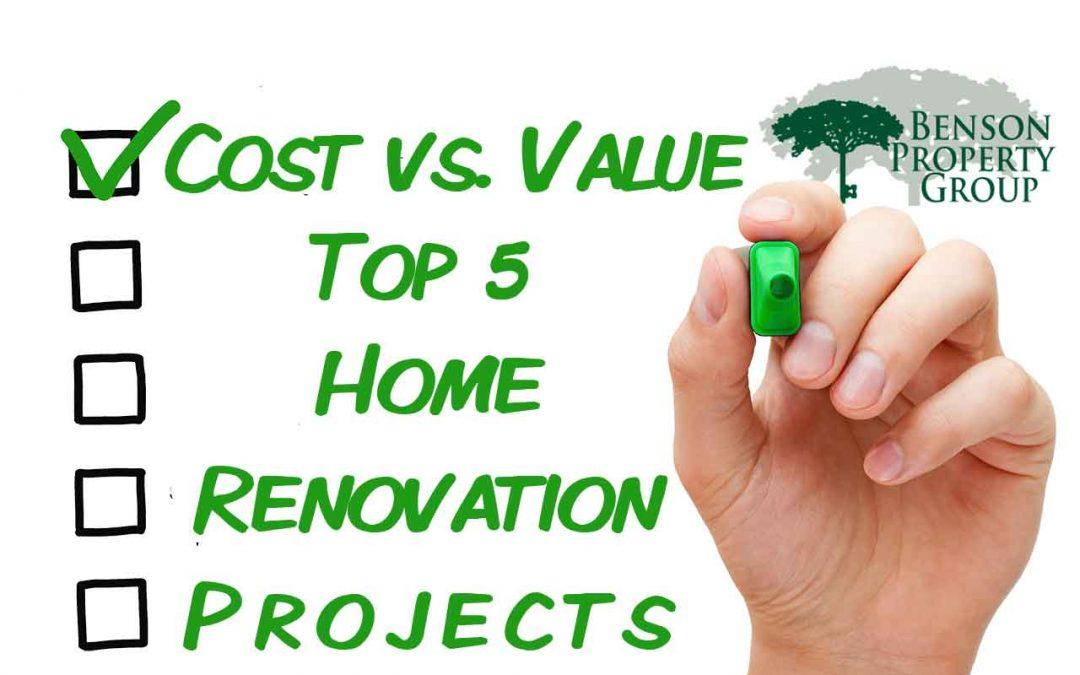 Top 5 Arlington Texas Home Renovation Projects