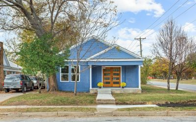 Fort Worth Home For Sale   3500 S Henderson, Fort Worth Texas 76110-5043