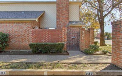 Arlington Home For Sale   921 Cedarland Blvd, Arlington Texas 76011-6113