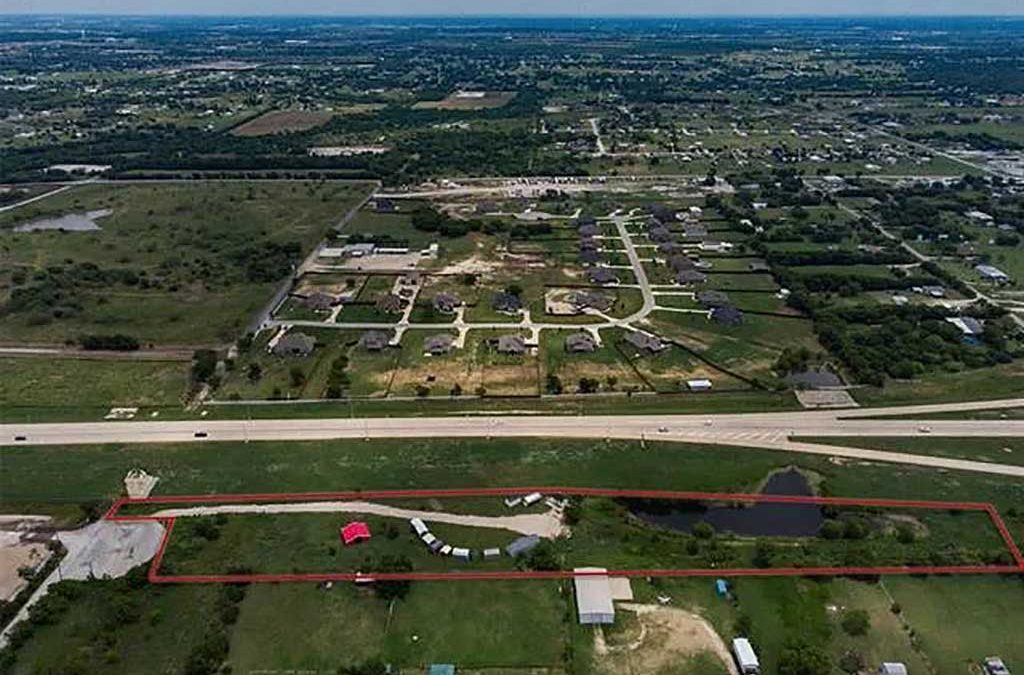 Land For Sale | 1407 CR 920a Crowley TX, 76036